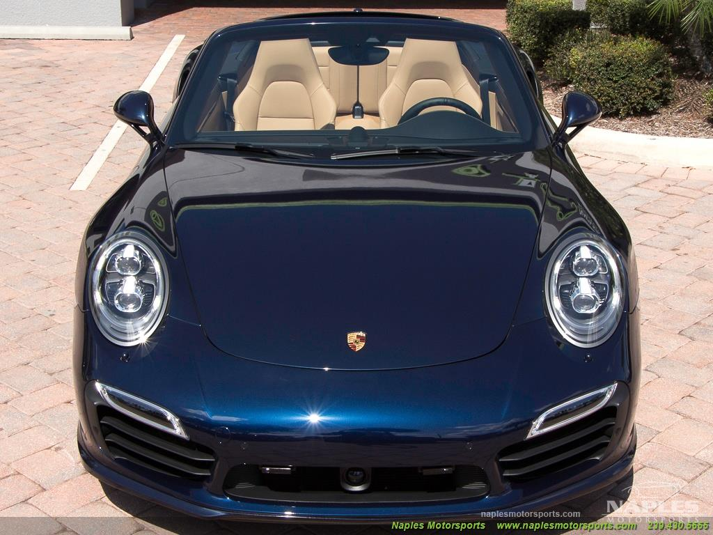 2015 Porsche 911 Turbo S - Photo 41 - Naples, FL 34104