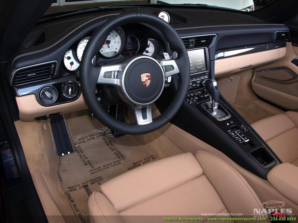 2015 Porsche 911 Turbo S - Photo 18 - Naples, FL 34104