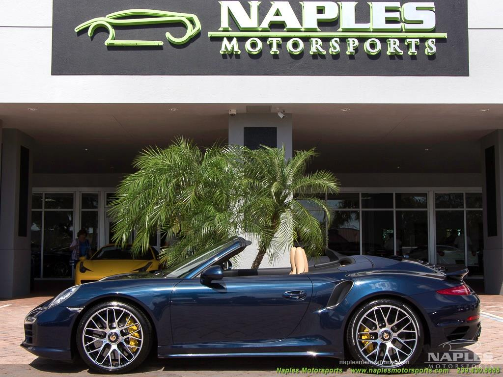 2015 Porsche 911 Turbo S - Photo 23 - Naples, FL 34104