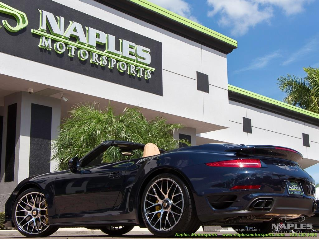2015 Porsche 911 Turbo S - Photo 47 - Naples, FL 34104