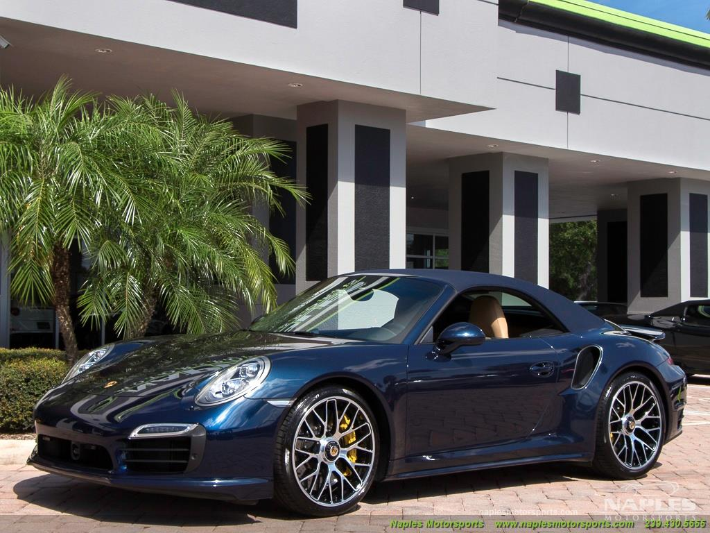 2015 Porsche 911 Turbo S - Photo 13 - Naples, FL 34104