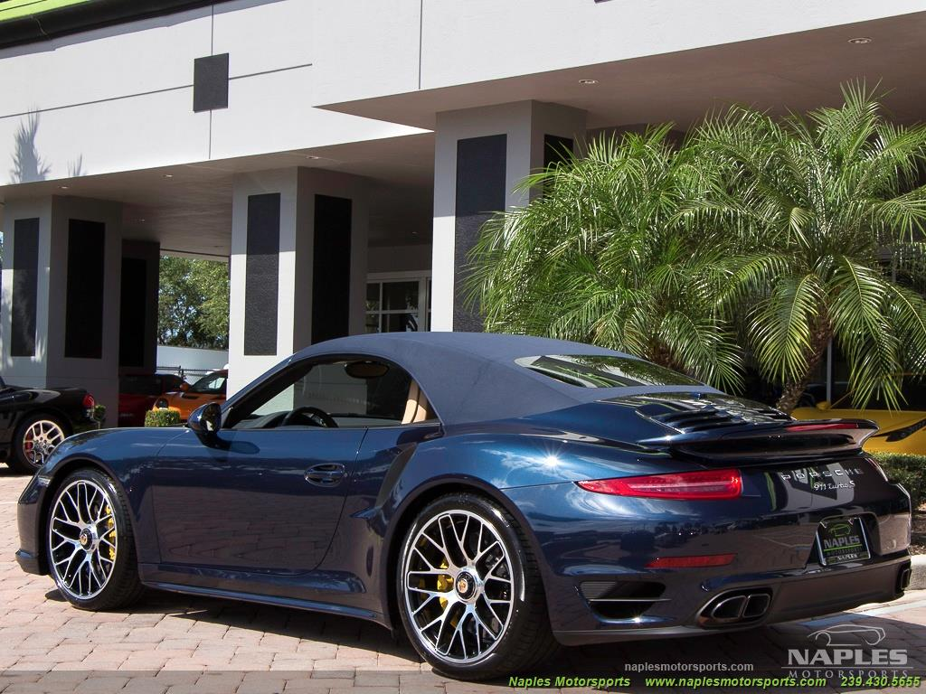 2015 Porsche 911 Turbo S - Photo 11 - Naples, FL 34104