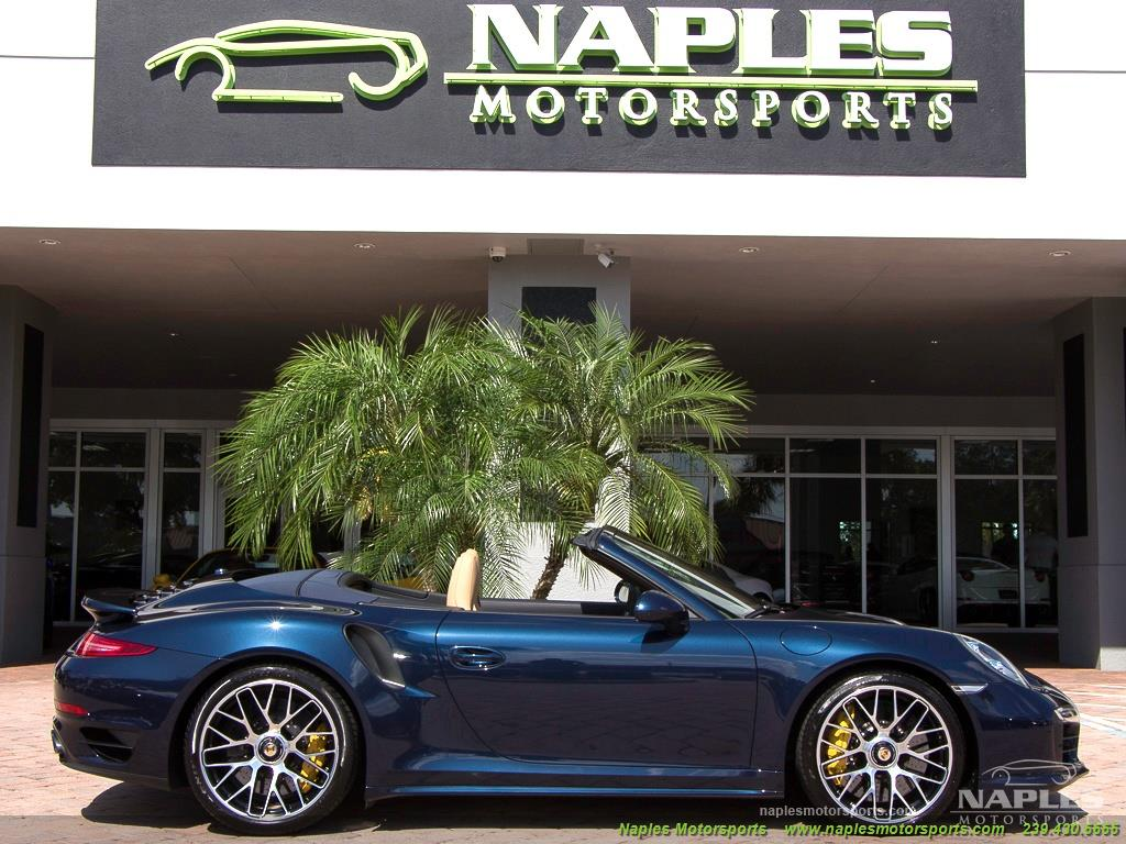2015 Porsche 911 Turbo S - Photo 33 - Naples, FL 34104