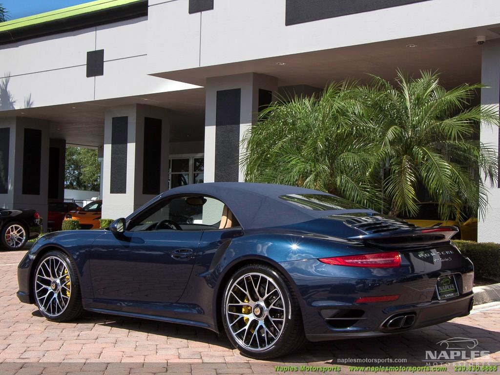 2015 Porsche 911 Turbo S - Photo 10 - Naples, FL 34104
