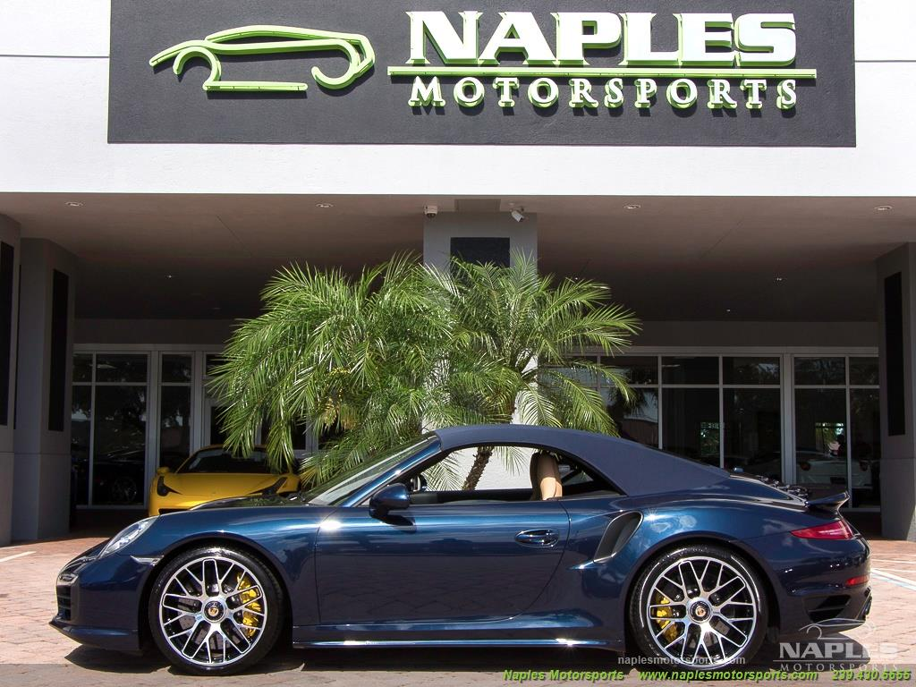 2015 Porsche 911 Turbo S - Photo 12 - Naples, FL 34104