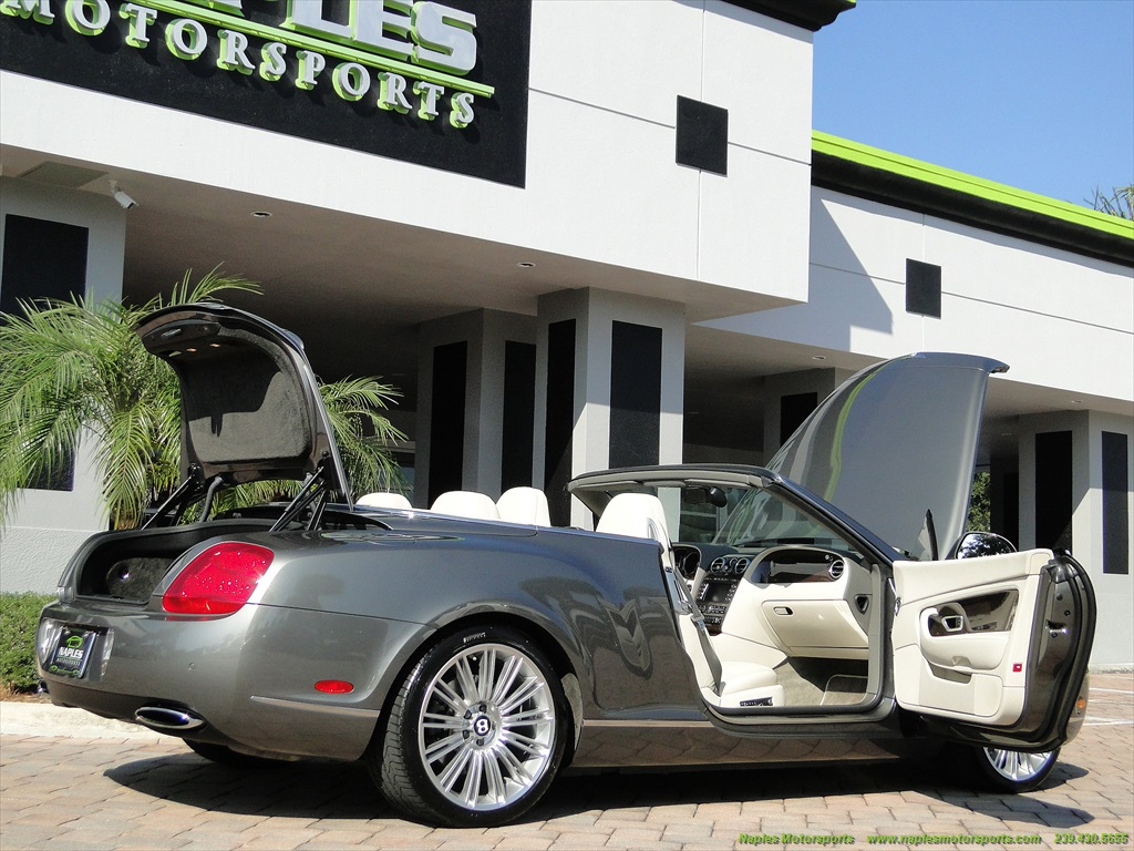 2010 Bentley Continental GTC Speed - Photo 12 - Naples, FL 34104