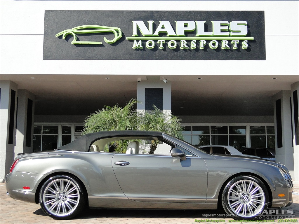 2010 Bentley Continental GTC Speed - Photo 7 - Naples, FL 34104