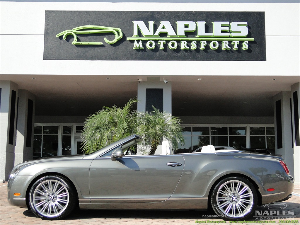 2010 Bentley Continental GTC Speed - Photo 17 - Naples, FL 34104
