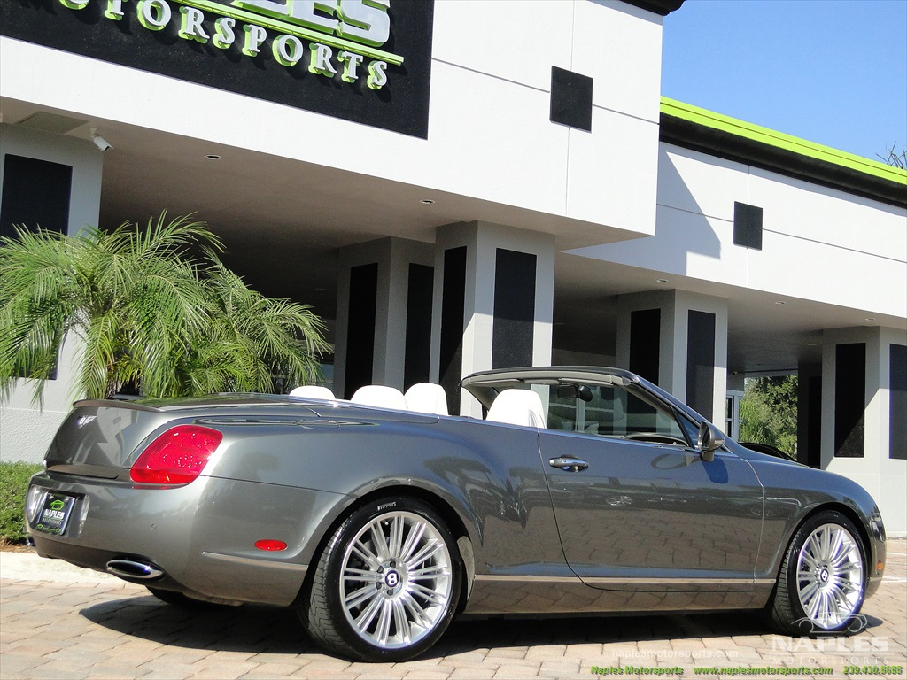 2010 Bentley Continental GTC Speed - Photo 9 - Naples, FL 34104