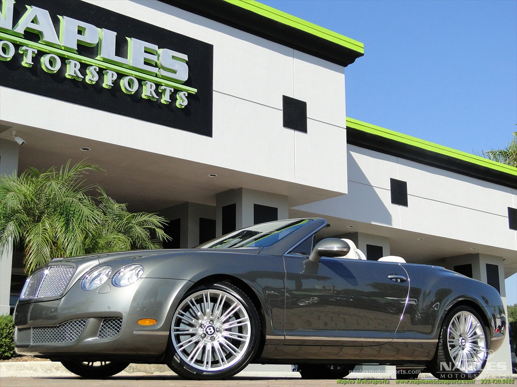 2010 Bentley Continental GTC Speed - Photo 21 - Naples, FL 34104