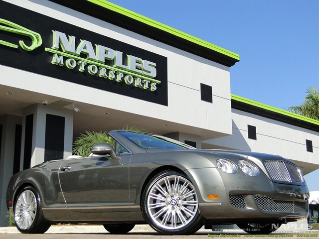 2010 Bentley Continental GTC Speed - Photo 1 - Naples, FL 34104