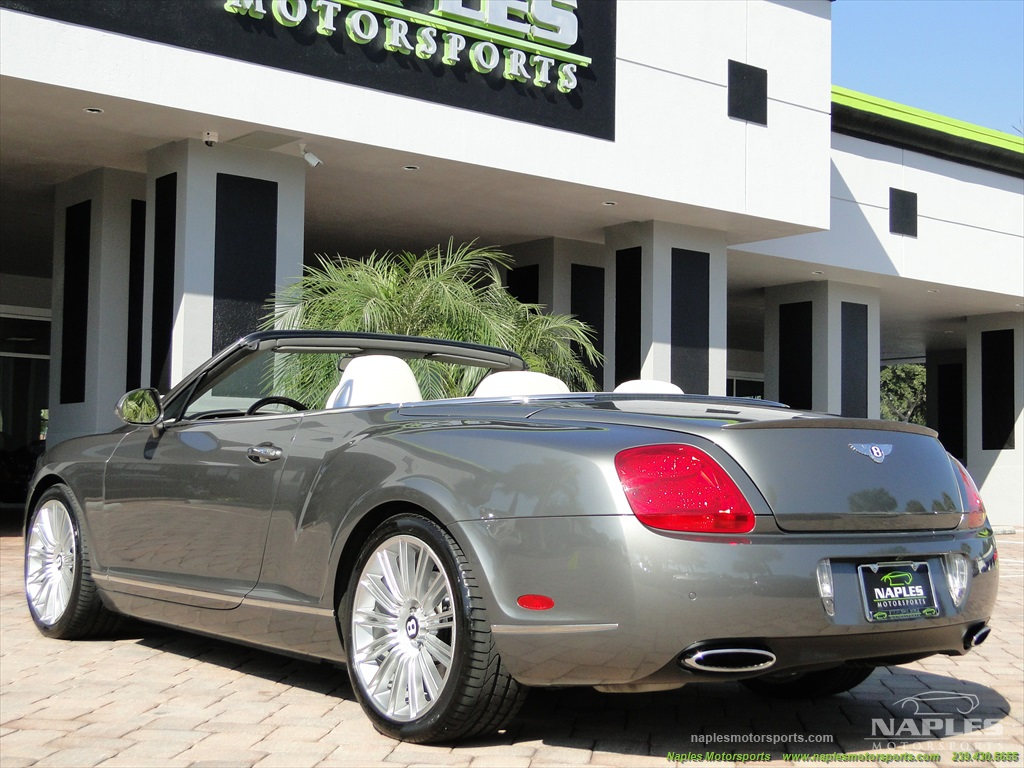2010 Bentley Continental GTC Speed - Photo 27 - Naples, FL 34104