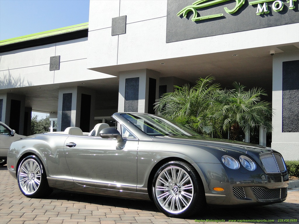 2010 Bentley Continental GTC Speed - Photo 11 - Naples, FL 34104