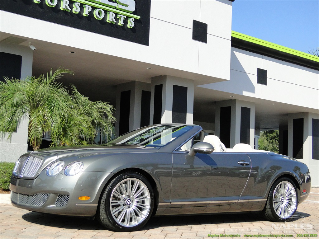 2010 Bentley Continental GTC Speed - Photo 16 - Naples, FL 34104