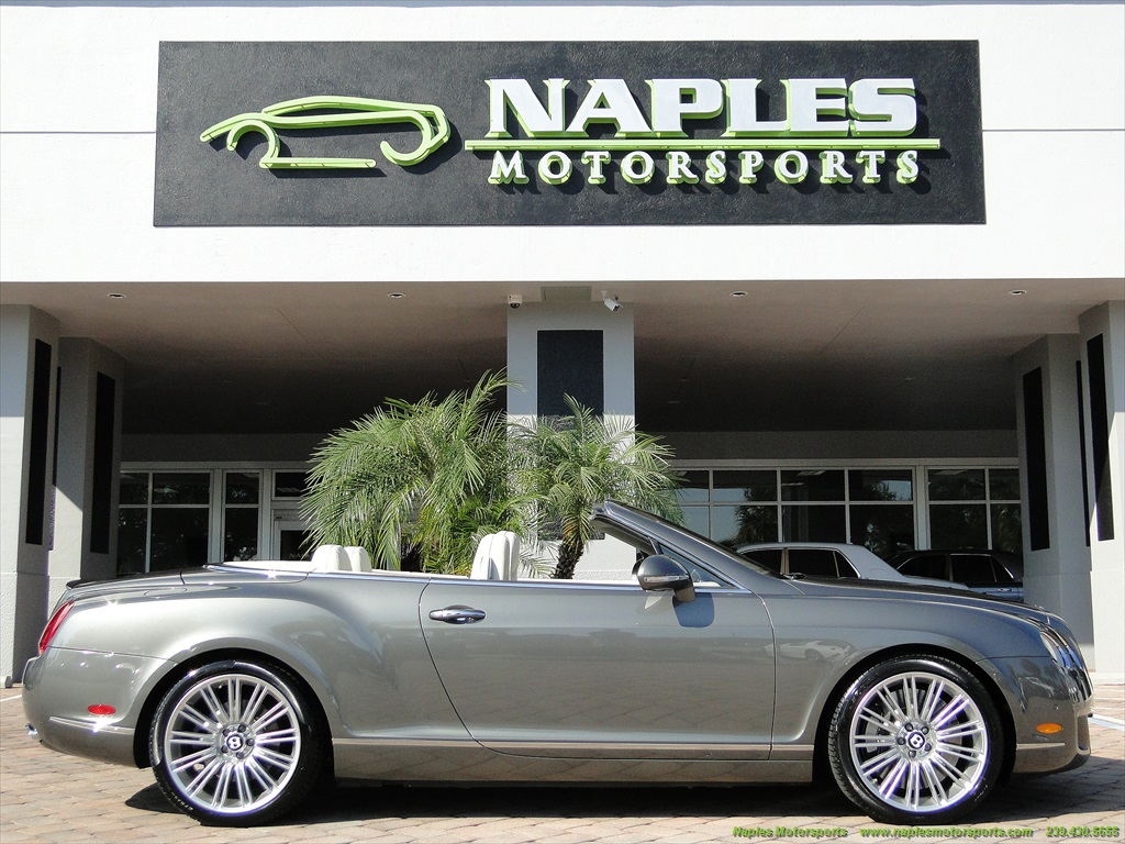 2010 Bentley Continental GTC Speed - Photo 10 - Naples, FL 34104