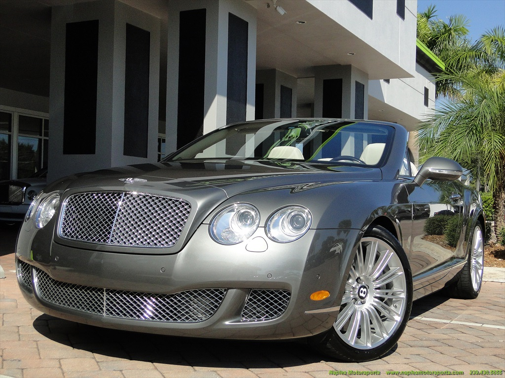 2010 Bentley Continental GTC Speed - Photo 33 - Naples, FL 34104