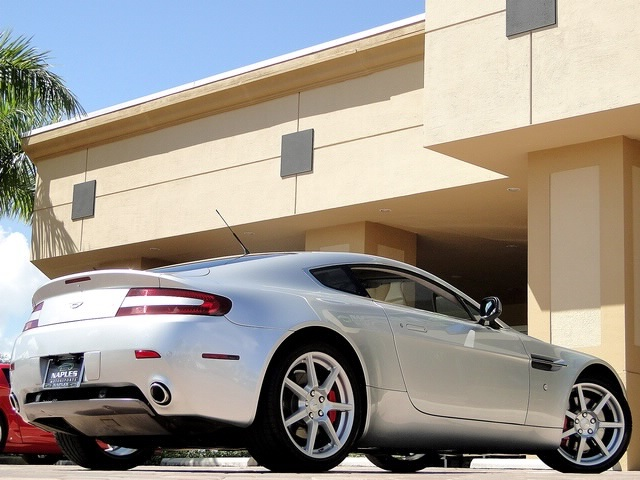 2007 Aston Martin Vantage V8 Coupe - Photo 44 - Naples, FL 34104