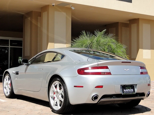 2007 Aston Martin Vantage V8 Coupe - Photo 45 - Naples, FL 34104