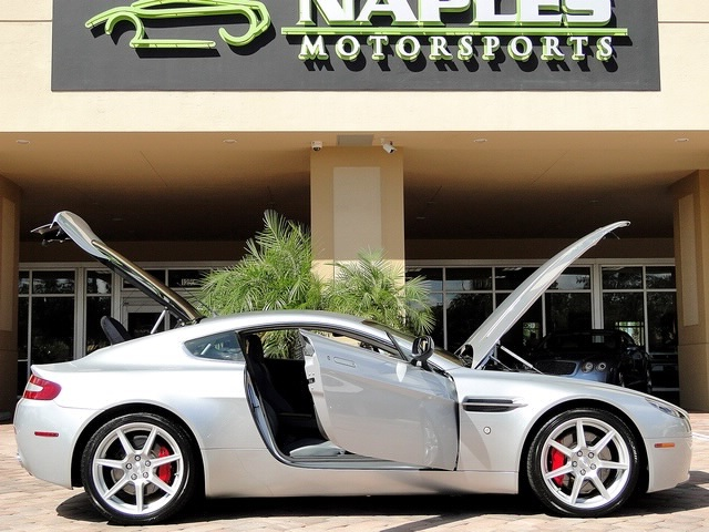 2007 Aston Martin Vantage V8 Coupe - Photo 55 - Naples, FL 34104
