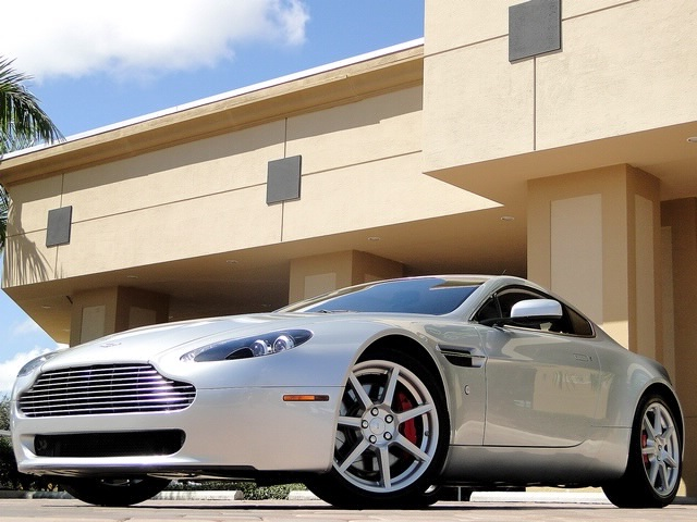 2007 Aston Martin Vantage V8 Coupe - Photo 43 - Naples, FL 34104