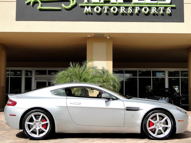 2007 Aston Martin Vantage V8 Coupe - Photo 21 - Naples, FL 34104