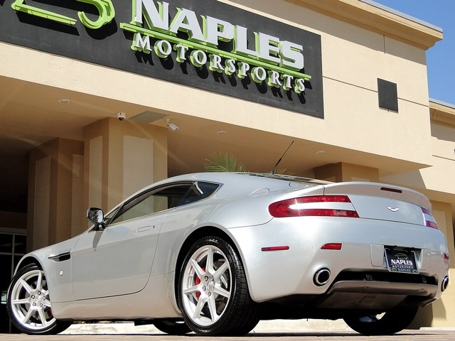 2007 Aston Martin Vantage V8 Coupe - Photo 48 - Naples, FL 34104