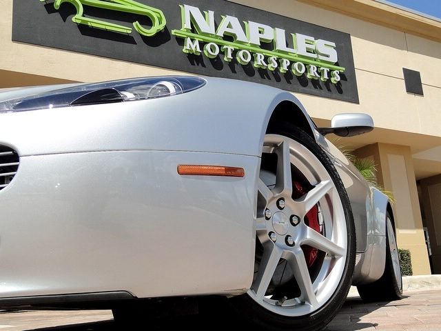 2007 Aston Martin Vantage V8 Coupe - Photo 15 - Naples, FL 34104