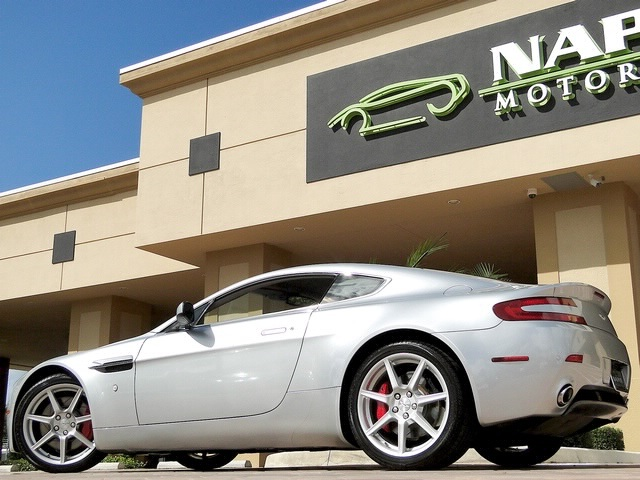 2007 Aston Martin Vantage V8 Coupe - Photo 17 - Naples, FL 34104