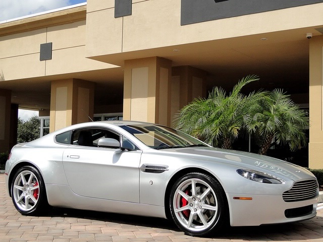 2007 Aston Martin Vantage V8 Coupe - Photo 23 - Naples, FL 34104