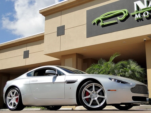 2007 Aston Martin Vantage V8 Coupe - Photo 35 - Naples, FL 34104