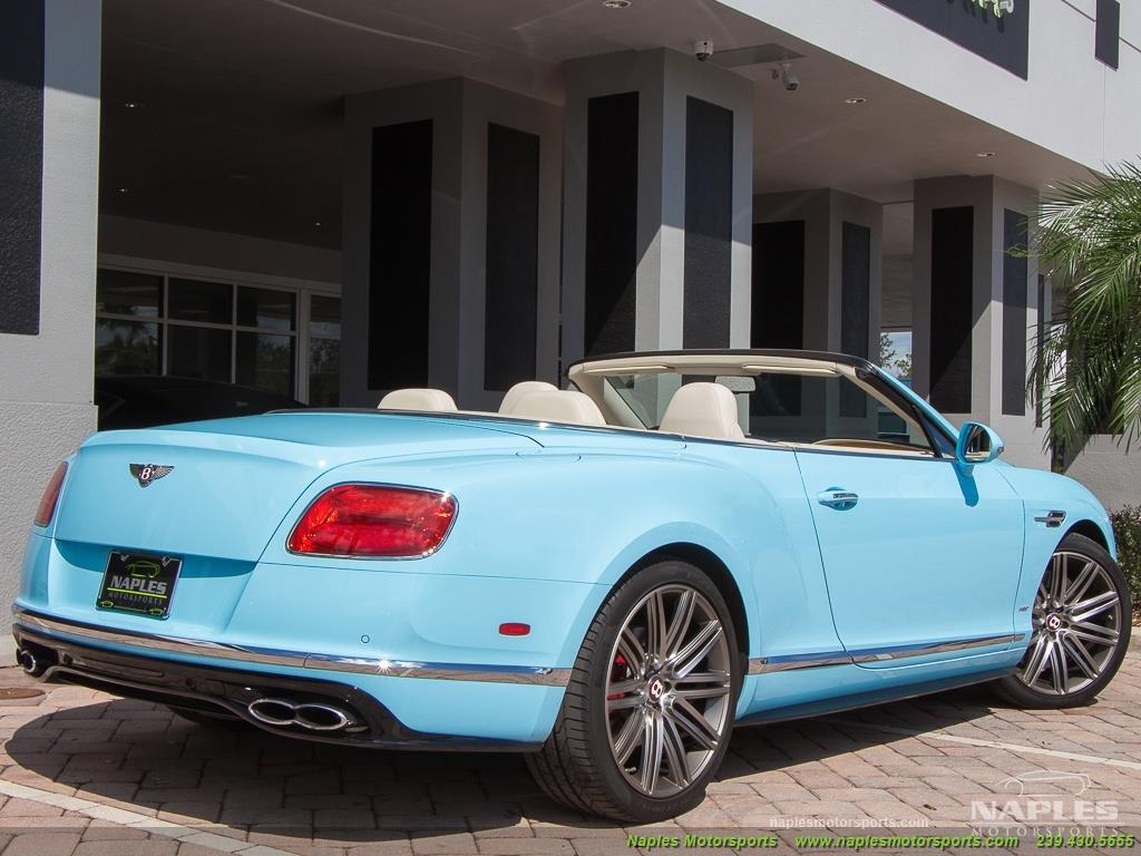 2016 Bentley Continental GT GTC V8 S - Photo 55 - Naples, FL 34104
