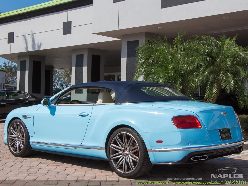 2016 Bentley Continental GT GTC V8 S - Photo 60 - Naples, FL 34104