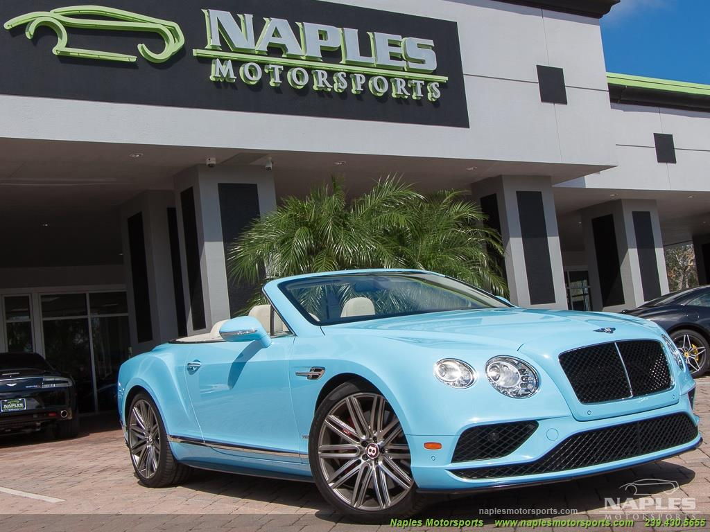 2016 Bentley Continental GT GTC V8 S - Photo 47 - Naples, FL 34104