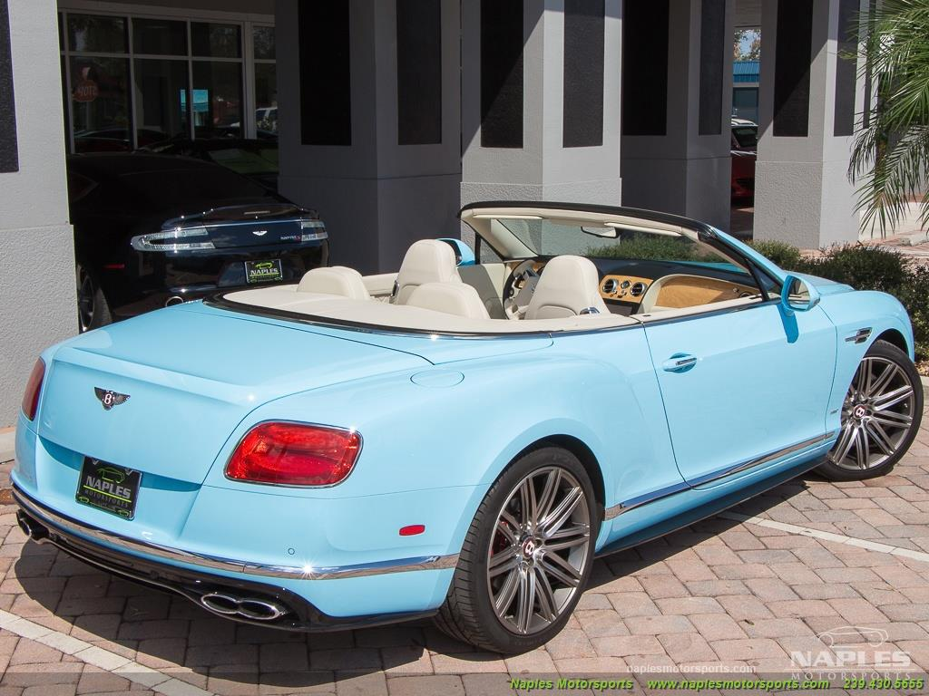 2016 Bentley Continental GT GTC V8 S - Photo 9 - Naples, FL 34104