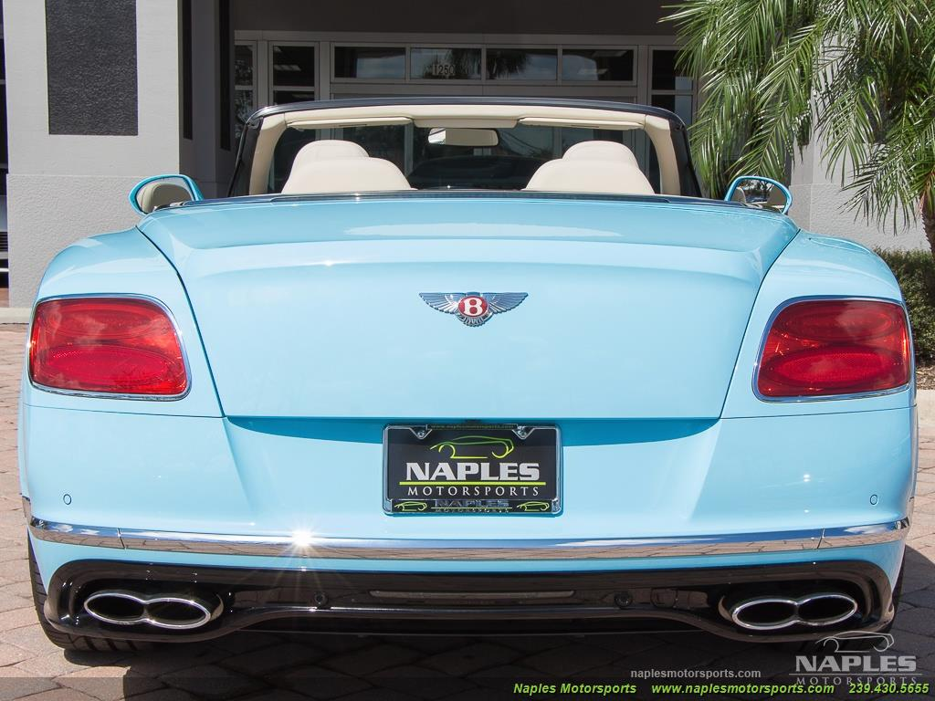 2016 Bentley Continental GT GTC V8 S - Photo 53 - Naples, FL 34104