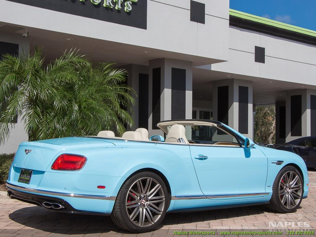 2016 Bentley Continental GT GTC V8 S - Photo 15 - Naples, FL 34104
