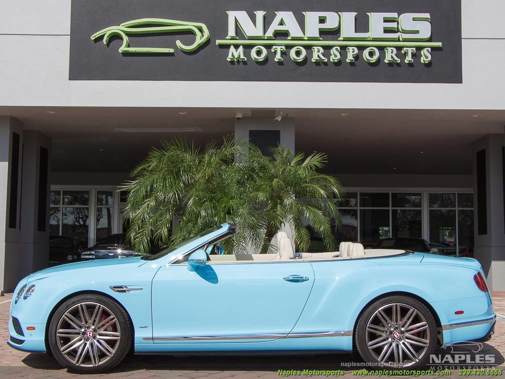 2016 Bentley Continental GT GTC V8 S - Photo 27 - Naples, FL 34104