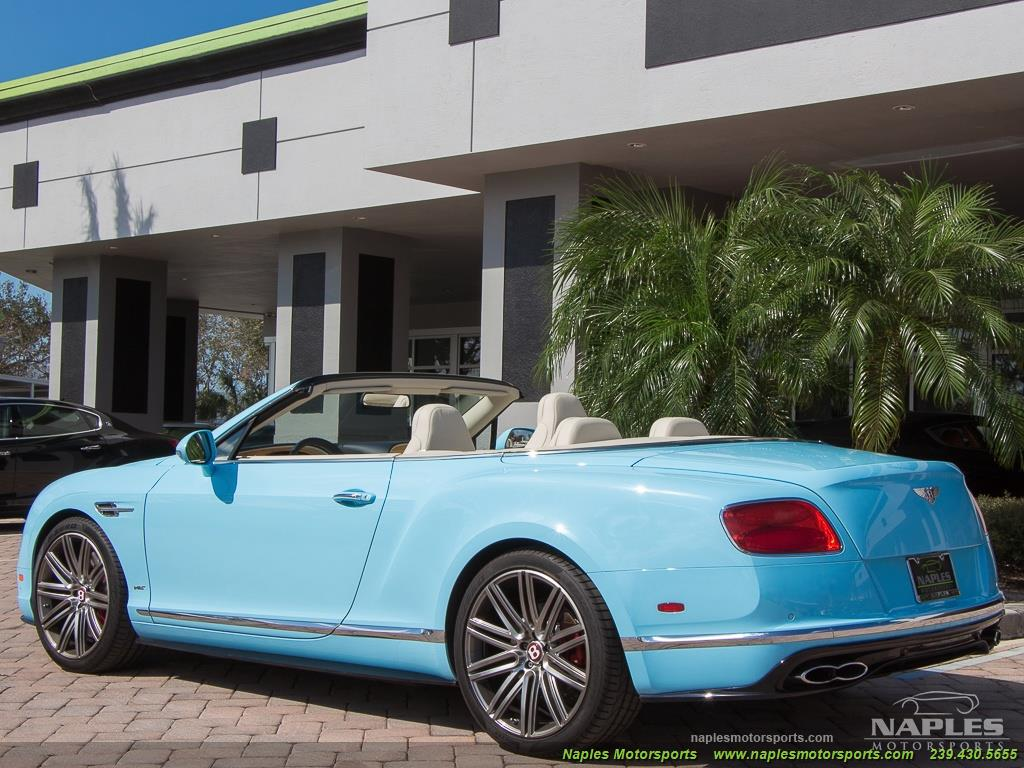 2016 Bentley Continental GT GTC V8 S - Photo 19 - Naples, FL 34104