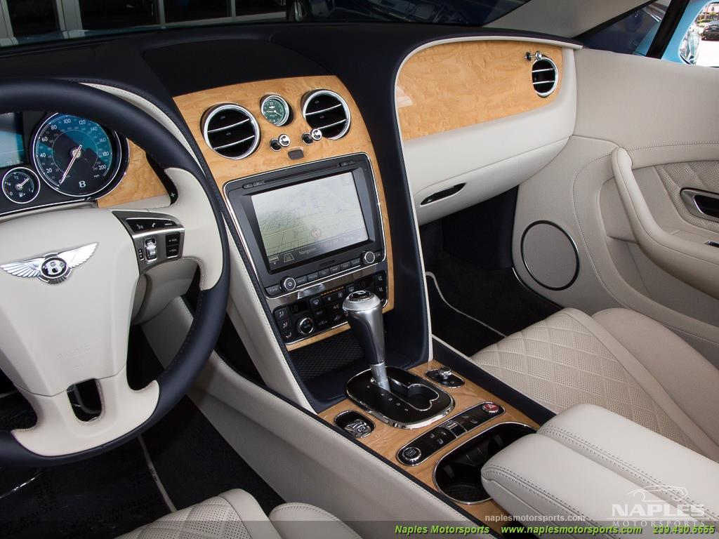 2016 Bentley Continental GT GTC V8 S - Photo 8 - Naples, FL 34104