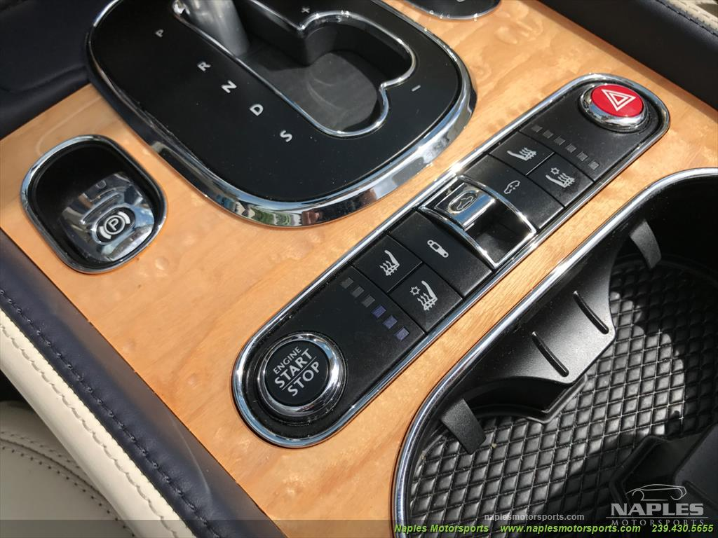 2016 Bentley Continental GT GTC V8 S - Photo 20 - Naples, FL 34104
