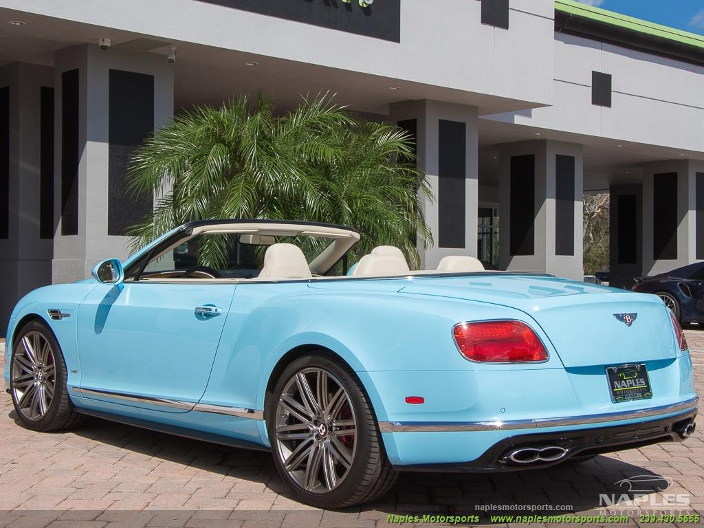 2016 Bentley Continental GT GTC V8 S - Photo 57 - Naples, FL 34104