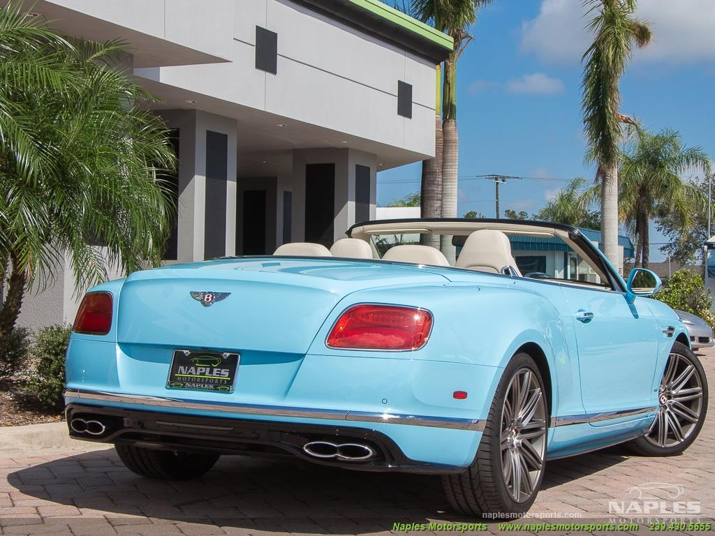 2016 Bentley Continental GT GTC V8 S - Photo 35 - Naples, FL 34104
