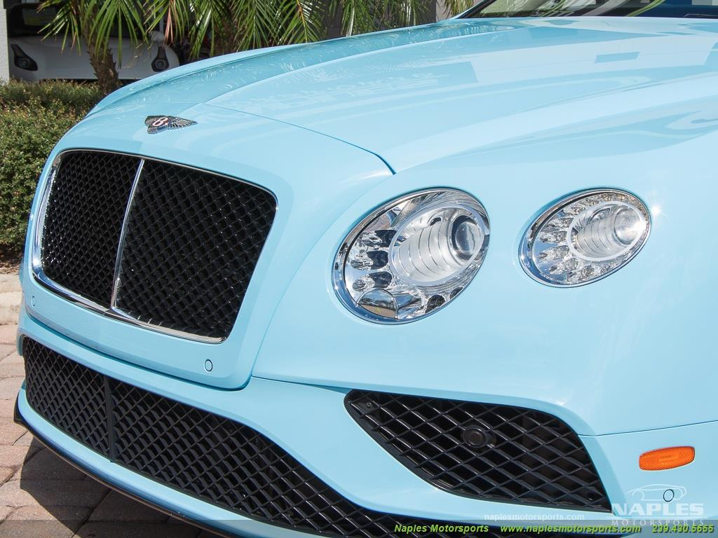 2016 Bentley Continental GT GTC V8 S - Photo 31 - Naples, FL 34104