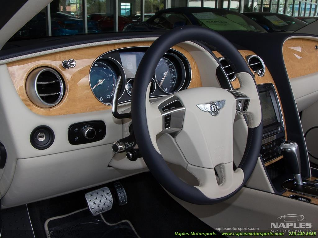 2016 Bentley Continental GT GTC V8 S - Photo 22 - Naples, FL 34104