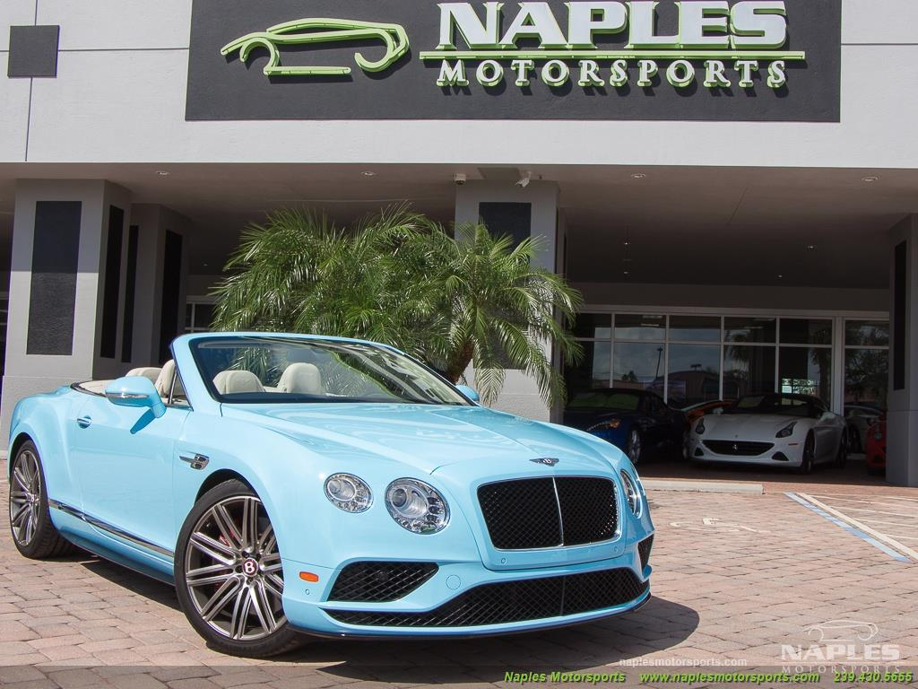 2016 Bentley Continental GT GTC V8 S - Photo 41 - Naples, FL 34104