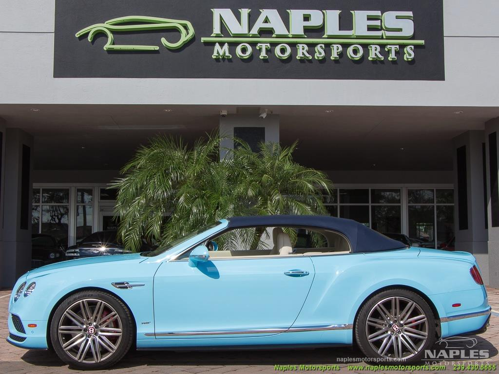 2016 Bentley Continental GT GTC V8 S - Photo 59 - Naples, FL 34104
