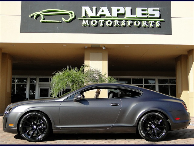 2010 Bentley Continental GT Supersports - Photo 3 - Naples, FL 34104