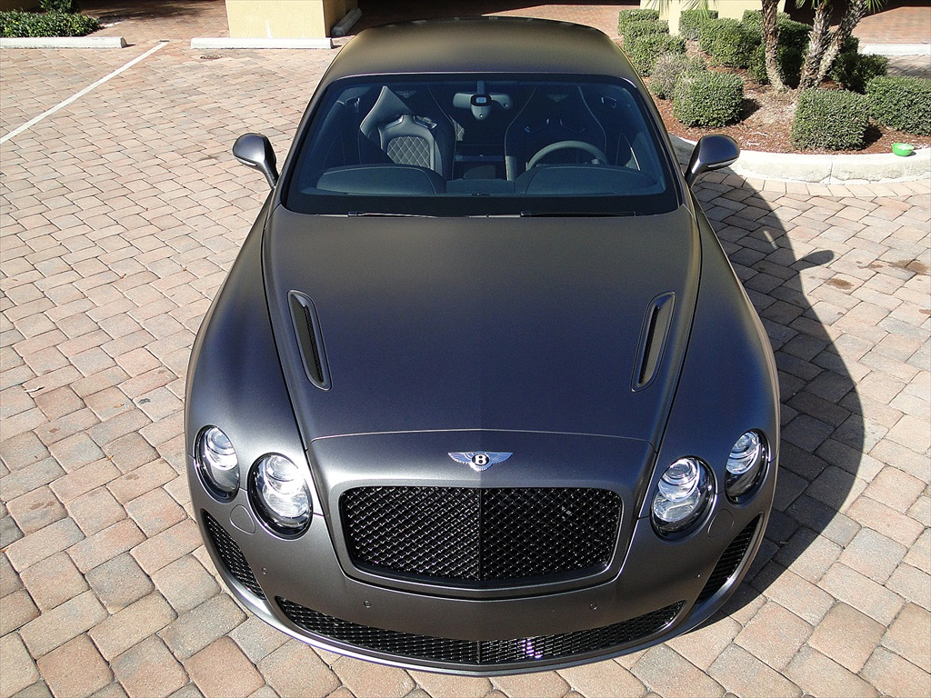 2010 Bentley Continental GT Supersports - Photo 41 - Naples, FL 34104