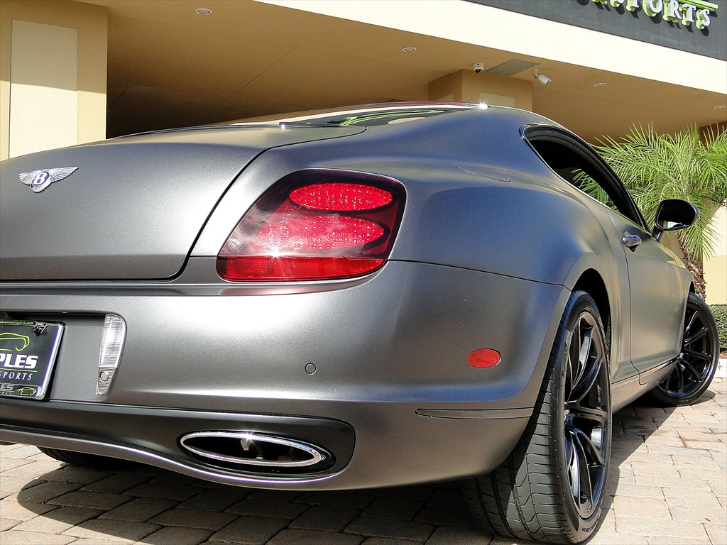 2010 Bentley Continental GT Supersports - Photo 10 - Naples, FL 34104