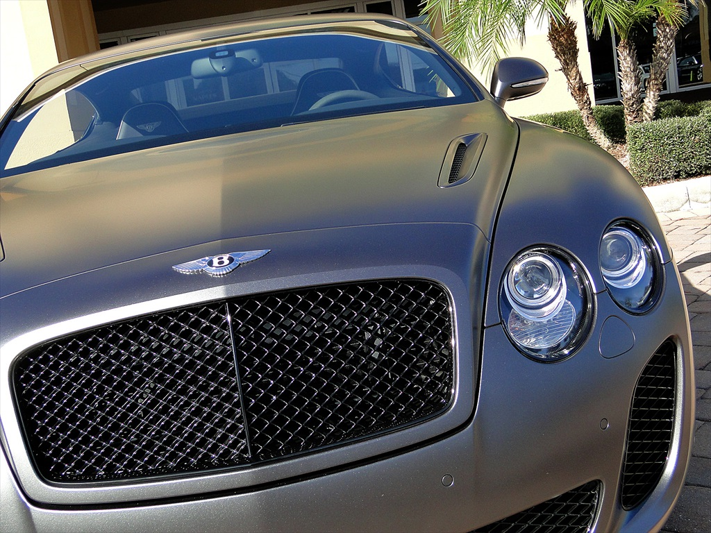 2010 Bentley Continental GT Supersports - Photo 38 - Naples, FL 34104